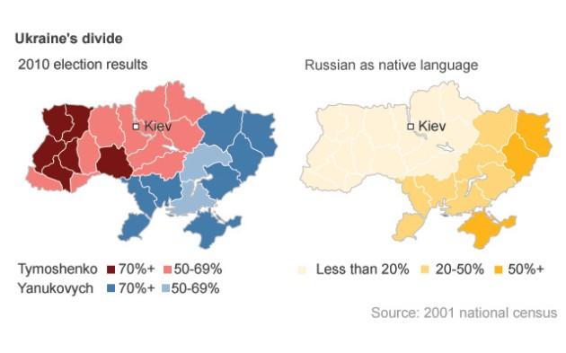 Ucraina electorala